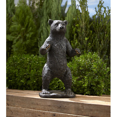 Le Yuan Kuo Industrial Co., Ltd. LE YUAN KUO INDUSTRIAL CO, LTD. Large Bear Statue - LE YUAN KUO INDUSTRIAL CO, LTD.