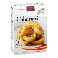 Yankee Trader Seafood Calamari