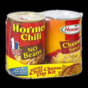 Hormel Chili Cheese Dip Kit - 2 CT