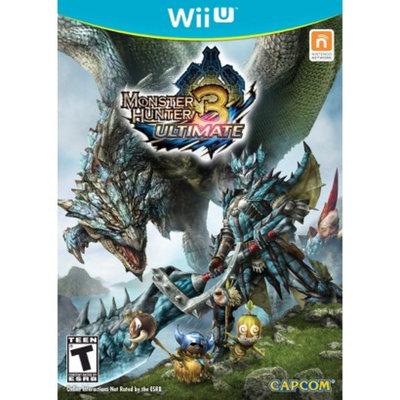 Capcom USA Monster Hunter 3 Ultimate (Nintendo Wii U)
