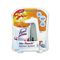 LYSOL Brand No-Touch Kitchen System