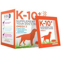 K-10 Plus Omega 3 Dog Supplement, 1.2 oz.