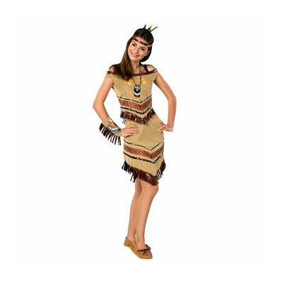 Buy Seasons Teen Girl's Native Princess Costume