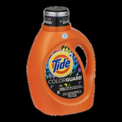 Tide + ColorGuard Detergent