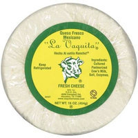 La Vaquita Queso Fresco Mexicano Cheese