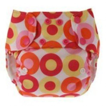 Swaddlebees Econappi Diaper Snaps, Kiwi (Discontinued by Manufacturer)