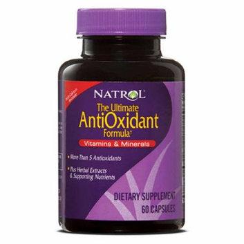 Natrol The Ultimate Antioxidant Formula 60 Capsules