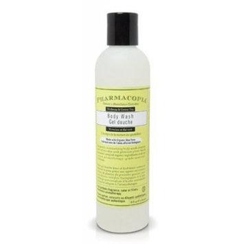 Pharmacopia: Verbena & Green Tea Body Wash, 8 oz
