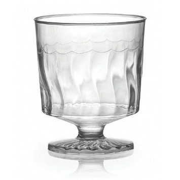 Fineline Settings 2202 Flairware 2 oz Clear Wine Glass 1 Piece