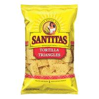 SANTITAS Santitas Yellow Corn Tortilla Triangles 12 oz