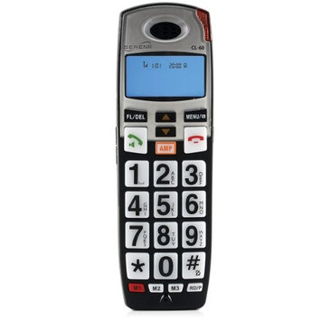 Serene Innovations CL35 Dect 6.0 Amplified Cordless Phone
