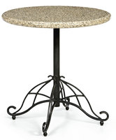 Jaclyn Smith Today Cherry Valley Bistro Table - SIERRA ACCESSORIES