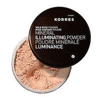 KORRES Wild Rose Mineral Illuminating Powder