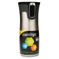 Contigo Autoseal West Loop Travel Mug with Easy-Clean Lid, Stainless, 16 oz