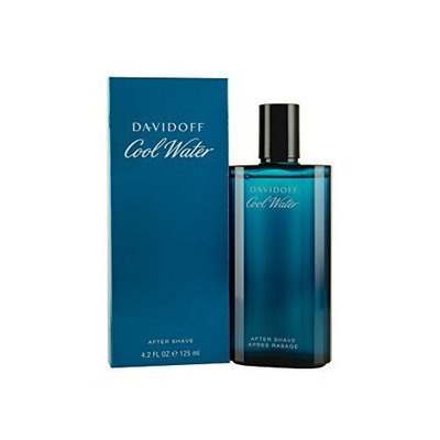 Cool Water By Davidoff For Men. Aftershave 4.2 Ounces