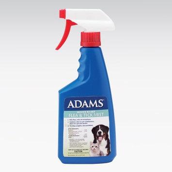 Adams Water-Based Flea & Tick Mist, 16-ounce