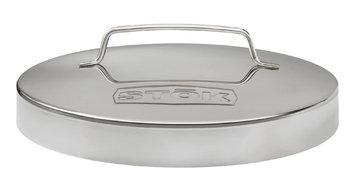 Stok SToK Basting Cover (Melting Lid) Silver