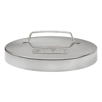 Stok SToK Basting Cover (Melting Lid) Silver
