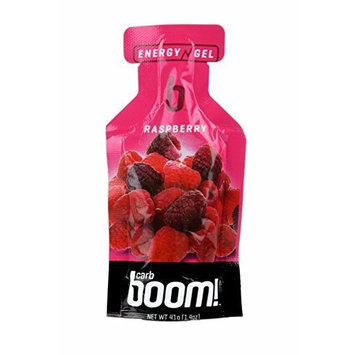 Carb-BOOM Carb Boom! Energy Gel Raspberry - 24 pack
