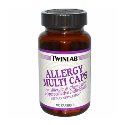 Twinlab Allergy Multi Caps 100 Capsules