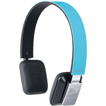 Genius USA Genius HS-920BT Bluetooth Headband Headset, Blue