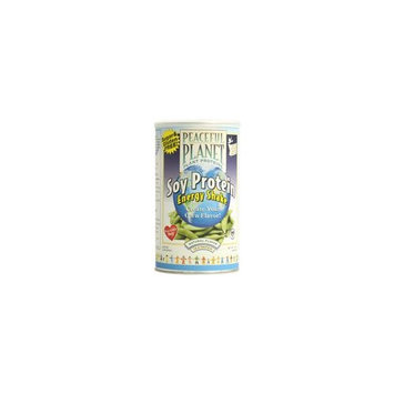VegLife Peaceful Planet Soy Protein Energy Shake Unflavored -- 12.3 oz