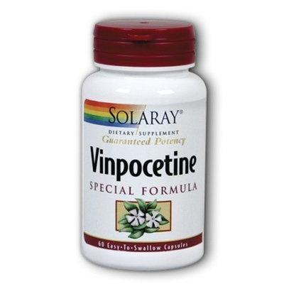 Solaray Vinpocetine Special Formula -- 60 Capsules