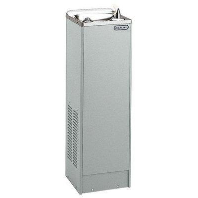 Elkay FD7003 Electric Cooler Drinking Fountain Pedestal Mounted; Light Gray Granite