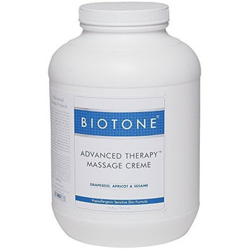 Biotone Advanced Therapy Mass Cream Gal, 128 Ounce