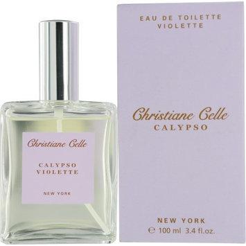 Calypso Violette Perfume By Calypso Christiane Celle Women Edt 3.4Oz