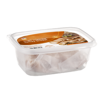 Ahold Thin Sliced Oven Roasted Turkey Breast