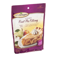 Mrs. Wages Create Fruit Pie Filling Fruit Mix