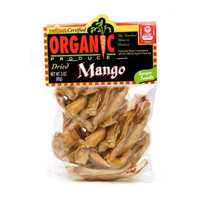 Melissa's Organic Dried Mango Slices, 3 packages (3 oz)