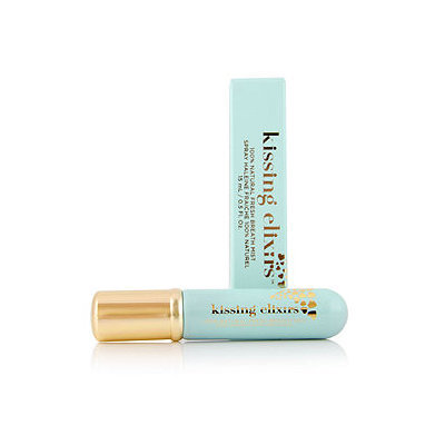 Kissing Elixirs 100% Natural Fresh Breath Mist