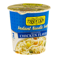 Tradition Instant Noodle Soup Chicken Flavor