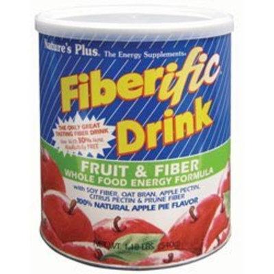 Nature's Plus Fiberific Drink - 1.1 lbs - Powder