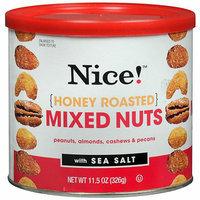 Nice! Mixed Nuts Honey Roasted