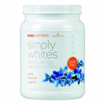 Pure Nutrition Simply White Powder Natural 16 oz