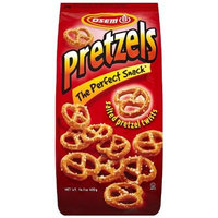 Osem Salted Pretzel Twist, 14.1-Ounce Packages (Pack of 12)