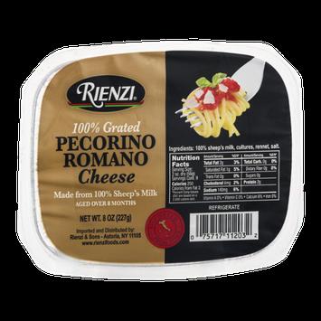 Rienzi Grated Cheese Pecorino Romano