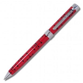 Acme Studios P6E12 Dots Red Brand X Retractable Pen