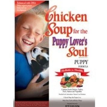 Chicken Soup For The Pet Lover's Soul Chicken Soup for the Puppy Lover's Soul Dry Food, Chicken Formula, 18 Pound Bag