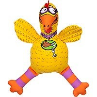 Fat Cat Floppability Chicken Toy Large - 30009-03