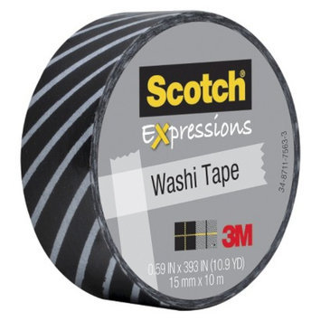 3M Co Washi Tape SCOTCH