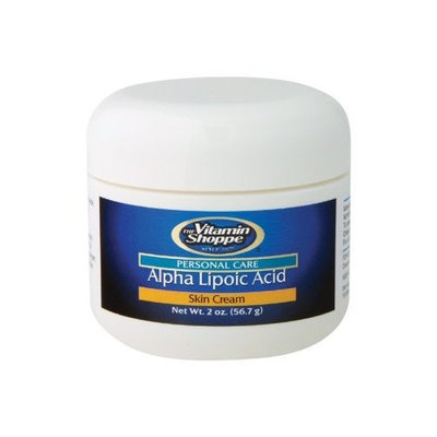 the Vitamin Shoppe - Alpha Lipoic Acid Skin Cream, 2 oz cream