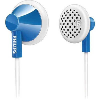 Philips SHE2100BL - headphones - Ear-bud, Binaural - Blue