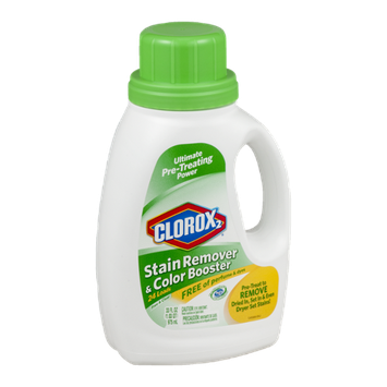 Clorox2 Stain Remover & Color Booster Free & Clear