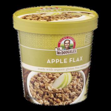Dr. McDougall's Organic Gluten Free Oatmeal Apple Flax