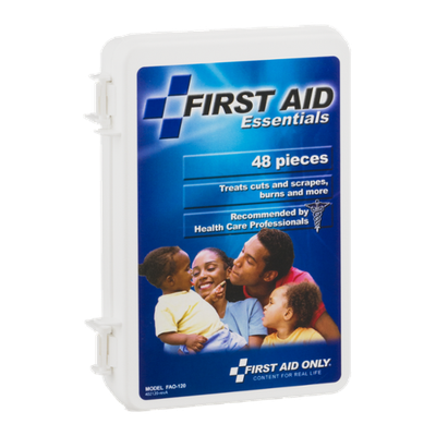 First Aid Only First Aid Essentials 48 Pieces