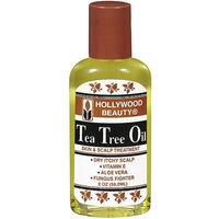 Hollywood Beauty Tea Tree Oil Skin and Scalp Treatment